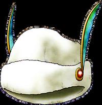 DQVIII - Feathered cap