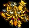 DQXI - Elephant king 2D