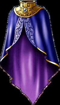 DQVIII - Velvet cape