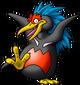 DQVII3DS - Rockin' rockhopper