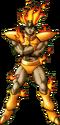 DQVII - Fire Spirit