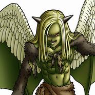 Corvus HalfAngel