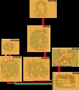 Tywll Cave Map