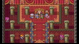 Dragon Quest III (SNES) Ending
