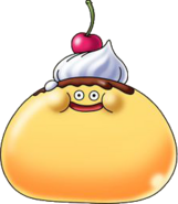 DQVIII3DS - Slime pudding