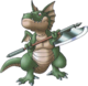 DQVIII - Tyrantosaurus