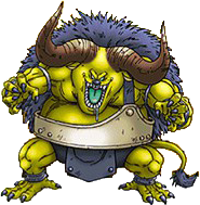 File:DQVIII - Buffalogre.png