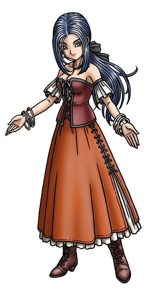 Patty dragon quest wiki fandom powered by wikia dragon quest ix dqix patty aloadofball Choice Image