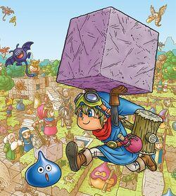 Dragon Quest Builder Artwork 02