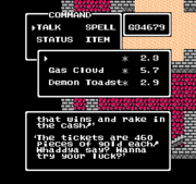 Dragon Warrior III (NES) Silver Harp Glitch