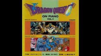 Fullsoundtrack Dragon Quest on Piano Vol 2