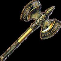 DQXI - Kaiser axe