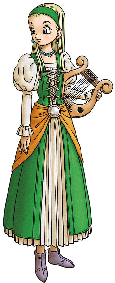 Dragon Quest Wikipedia: Serena (Dragon Quest XI)