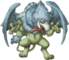 DQXI - Grim gryphon