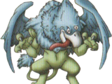 Grim gryphon