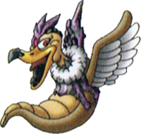 DQMJ3 - Evil hocus chimaera