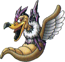 Evil hocus chimaera   Dragon Quest Wiki   FANDOM powered by