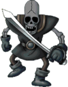 DQVIII - Dark skeleton