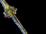 Metal king spear