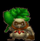Boppin' badger
