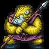 DQIIiOS - Orc chieftain
