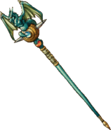 DQVIDS - Lightning staff