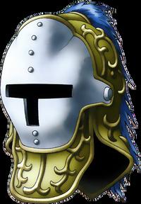 DQVIII - Iron mask