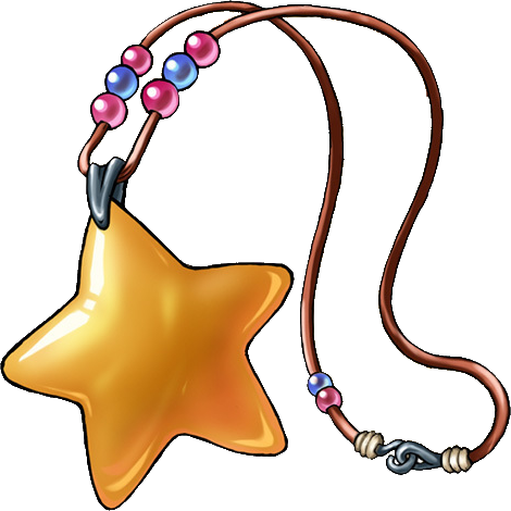 Lucky pendant dragon quest wiki fandom powered by wikia lucky pendant aloadofball Choice Image