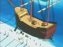 Navio Queen Mary