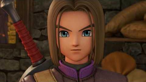 『ドラゴンクエストXI 過ぎ去りし時を求めて PlayStation®4版プロモーション映像』-0
