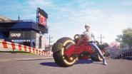 Phoenix Motor Mounted