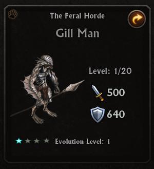 Gill Man