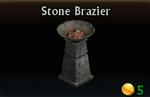 Stone Brazier