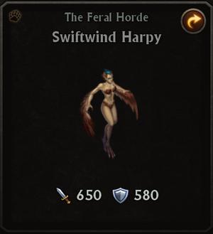 Swiftwind Harpy