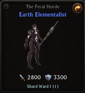 Earth Elementalist