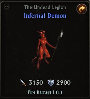 Infernal Demon