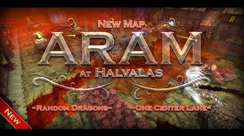 ARAM at Halvalas