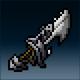 Sprite weapon claymore krakken raid 2