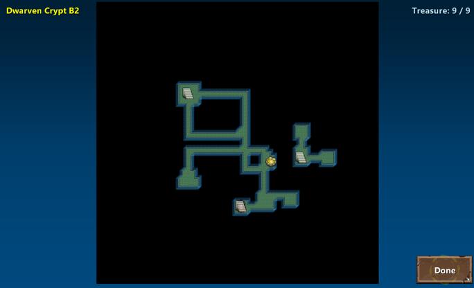 Dwarven Crypt B2