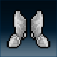 Sprite armor plate iron feet