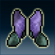 Sprite armor plate ethereal feet