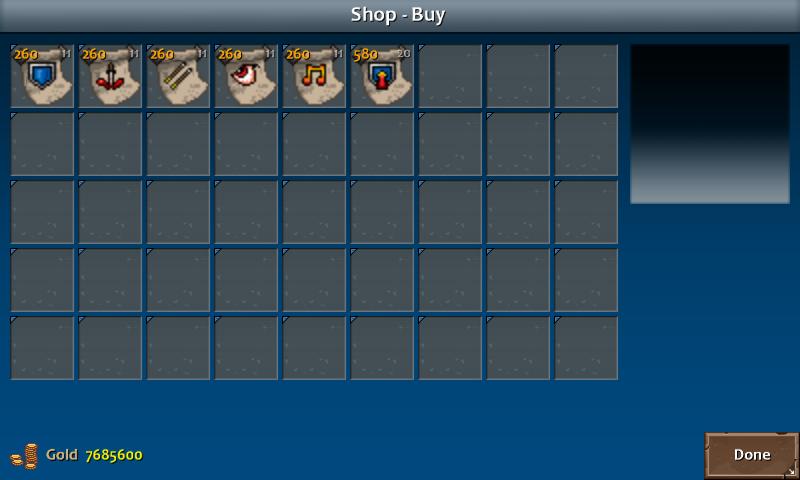 Shop 3 kera skills