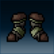 Sprite armor cloth seasiren feet
