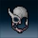 Sprite armor chain turqorium head