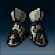 Sprite armor plate dwarven feet