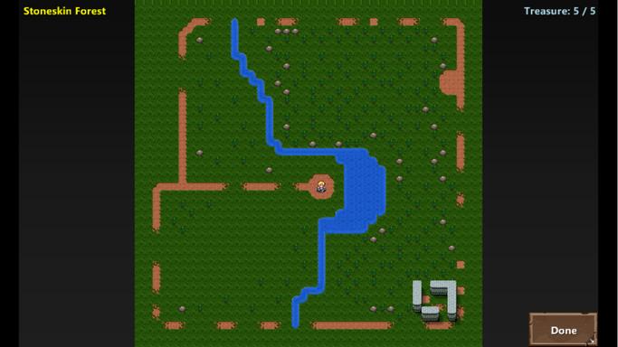 Stoneskin Forest