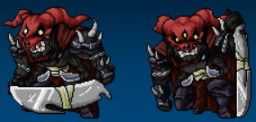 Monster black 13