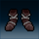 Sprite armor cloth charred feet