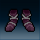 Sprite armor cloth seaweave feet