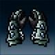 Sprite armor plate mithril hands
